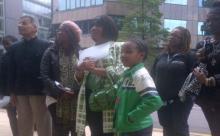 Birmingham Fathers Day Vigil 2012
