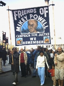 Powell Campaign at UFFC annual rally