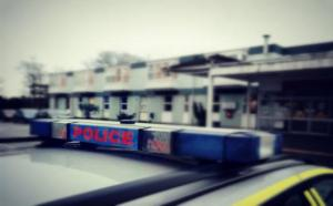 Police Car roof