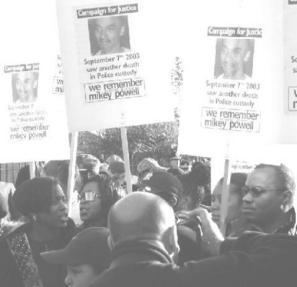 Public Protest - November 2008
