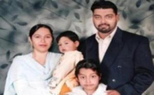 Habib Ullah & Family