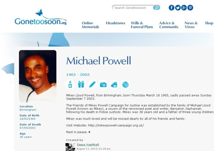 Michael-Powell-Online-Memorial-GoneTooSoon