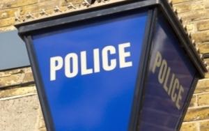 Police Lantern UK