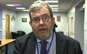 Bob Jones - West Midlands Police and Crime Commissioner