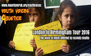 Twitter Banner - 4WardEver Youth Voices 4 Justice